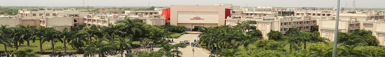 Parul University, Vadodara
