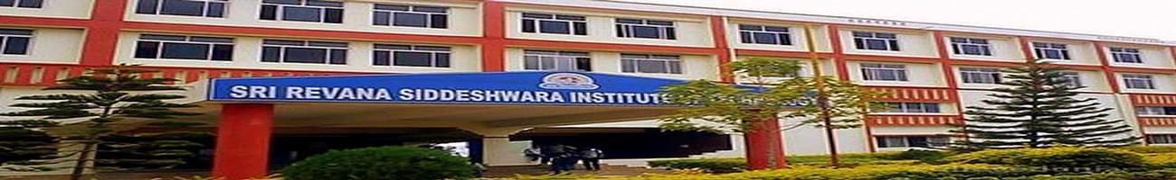Sri Revana Siddeshwara Institute of Technology - [SRSIT], Bangalore