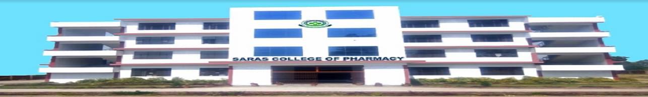 Saras College of Pharmacy - [SCOP], Bagpat
