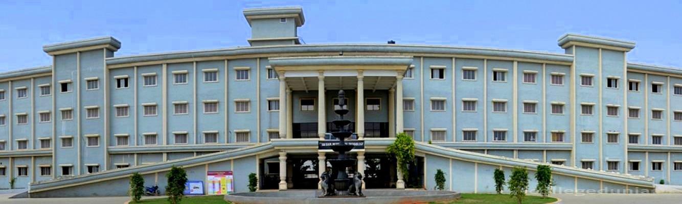 Sri Sairam Institute of Technology - [SSIT]
