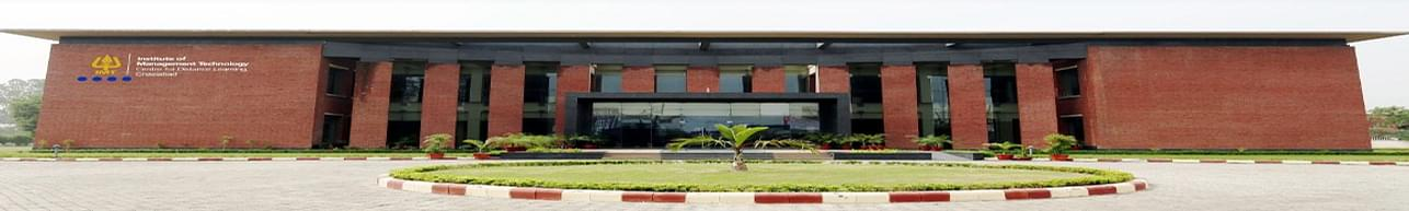 Institute of Management Technology Centre for Distance Learning - [IMT-CDL], Ghaziabad