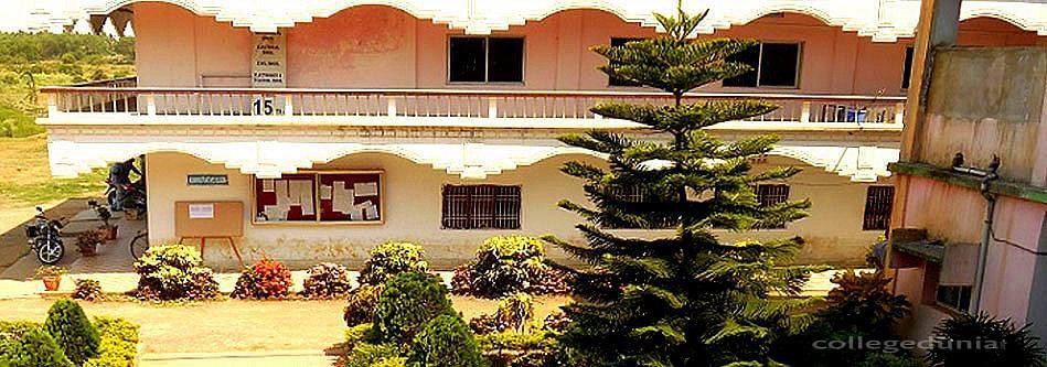 Srinix College of Engineering - [SEC]