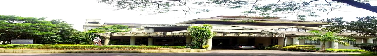 St Joseph Engineering College - [SJEC], Mangalore - Course & Fees Details