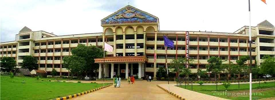 St Peter's College of Engineering and Technology - [SPCET]