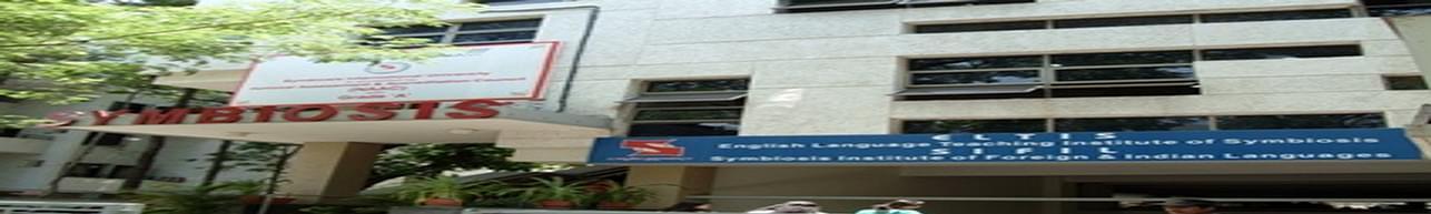 English Language Teaching Institute of Symbiosis - [ELTIS], Pune