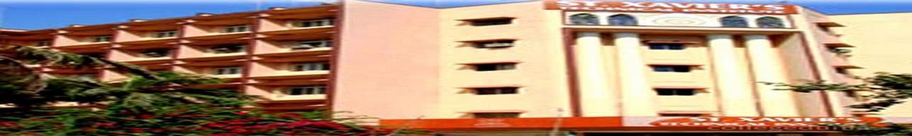 St Xaviers Technical Institute, Mumbai