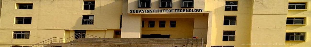 Subas Institute of Technology, Bhubaneswar