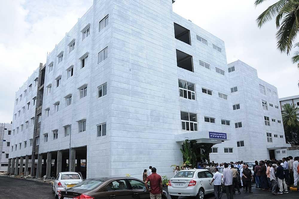 RNS School of Architecture - [RNSSA]
