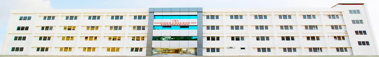 Suguna College of Engineering - [SCM], Coimbatore