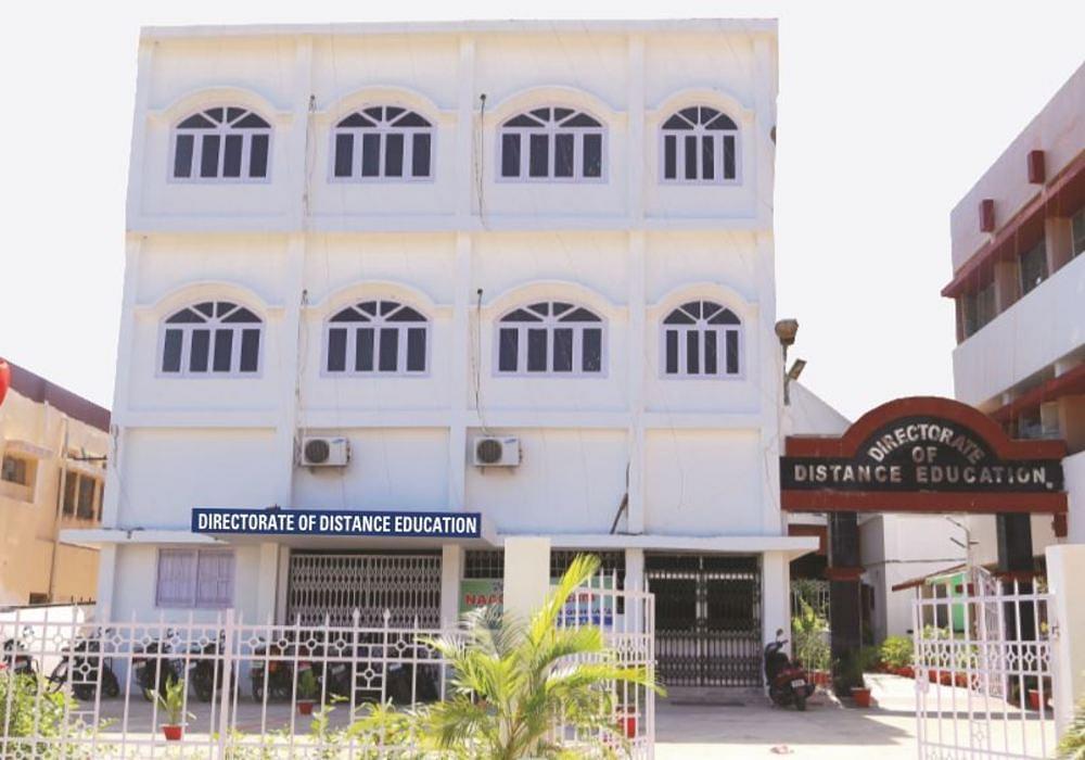 Directorate of Distance Education Magadh University - [DDE MU]