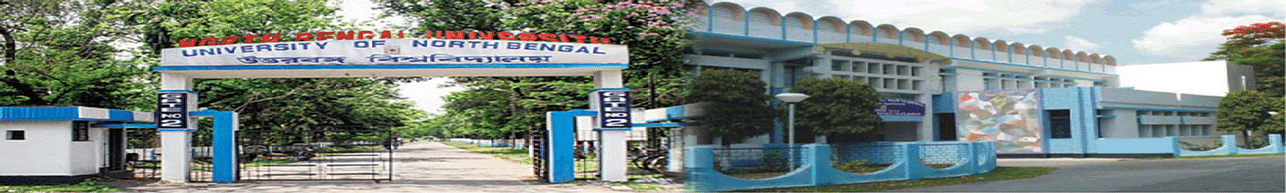 University of North Bengal, Directorate of Distance Education - [DDENBU], Siliguri