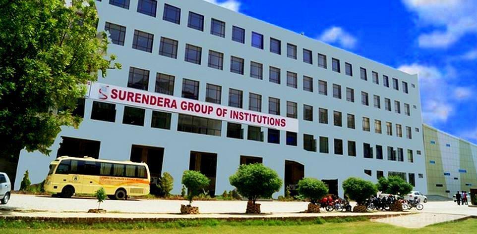 Surendra Group of Institutions - [SGI]