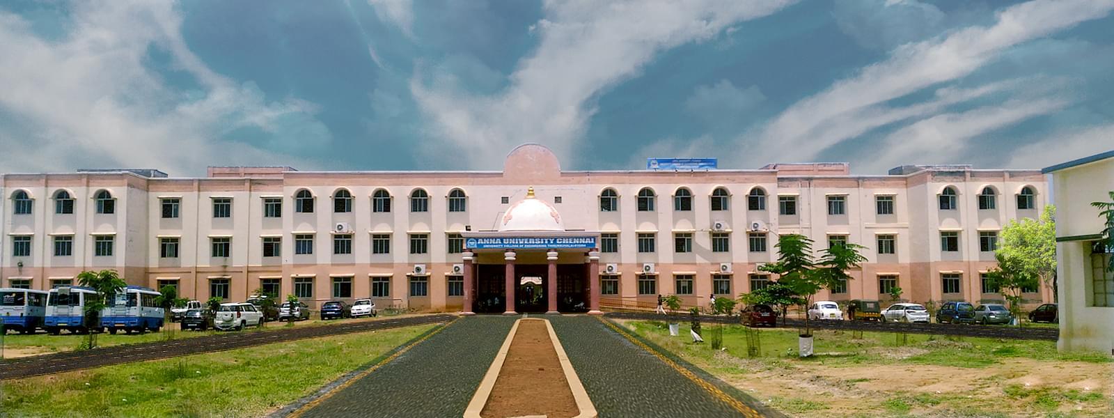 Anna University College of Engineering Thirukkuvalai - [AUCETK]