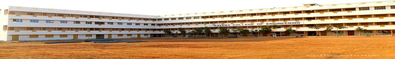 The Kavery  College of Engineering - [KCE], Salem