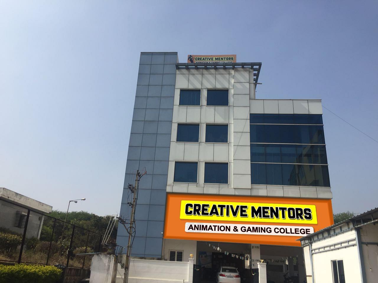 Prasad's Creative Mentors Film & Media School