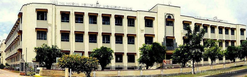 The National Institute of Engineering - [NIE]
