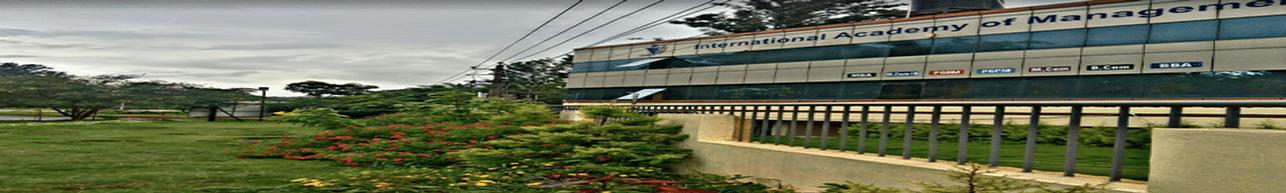 International Academy of Management and Entrepreneurship - [IAME], Bangalore