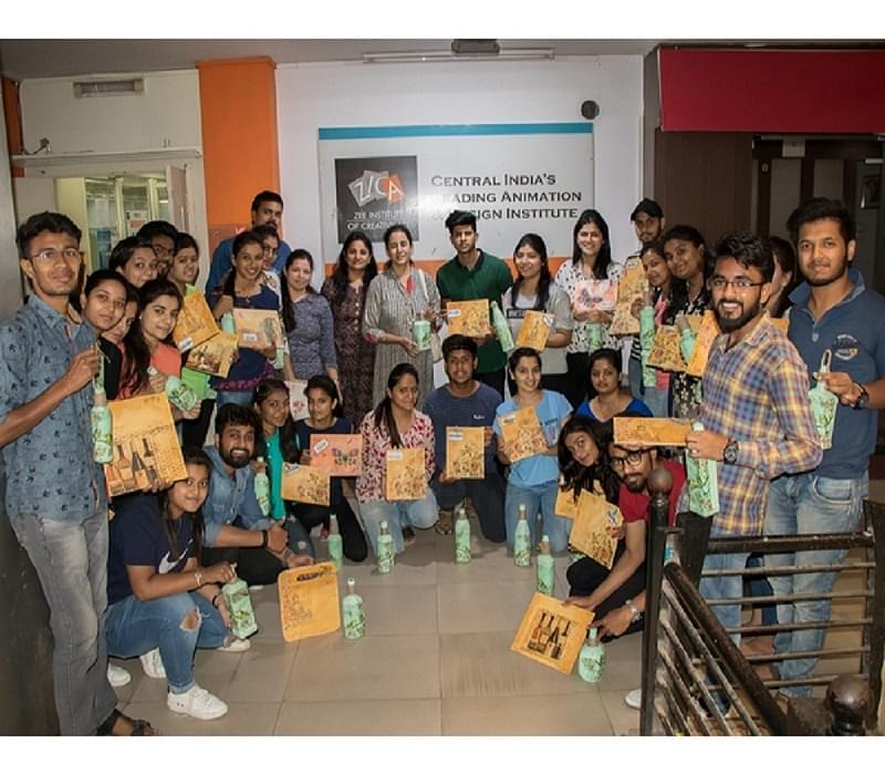 Zee Institute of Creative Art - [ZICA]