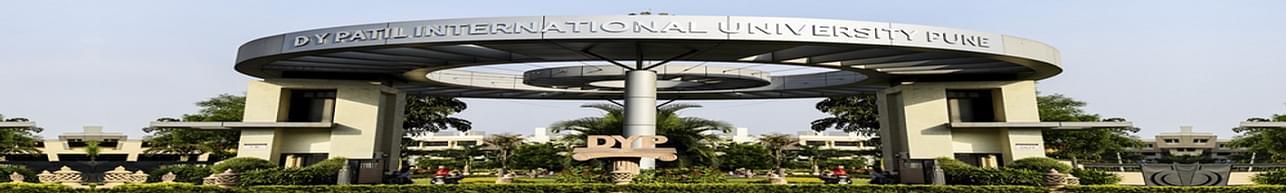 DY Patil International University - [DYPIU], Pune