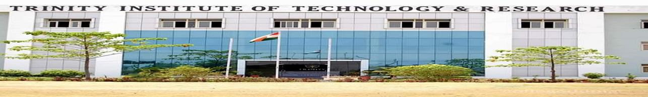 Trinity Institute of Technology and Research, Bhopal