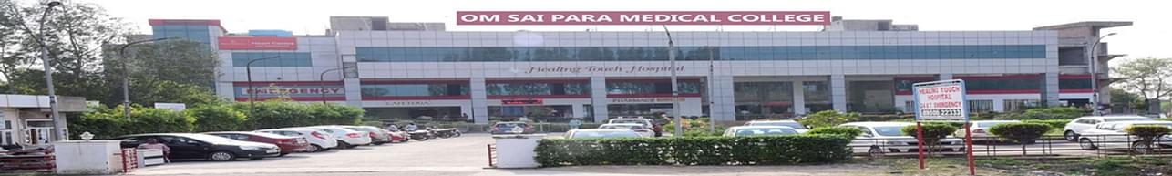 Om Sai Para Medical College, Ambala