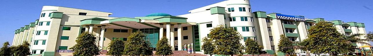 Yaduvanshi College of Engineering and Technology - [YCET], Narnaul