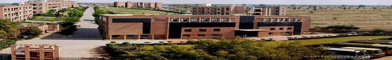 Vyas Institute of Engineering and Technology - [VIET], Jodhpur