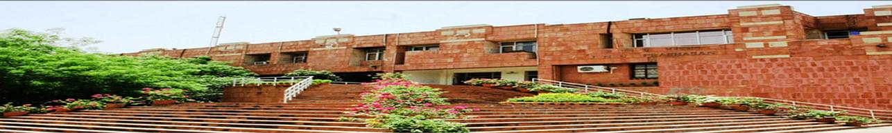 Atal Bihari Vajpayee School of Management and Entrepreneurship -[ABVSME, JNU], New Delhi