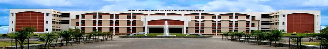 Walchand Institute of Technology - [WIT], Solapur