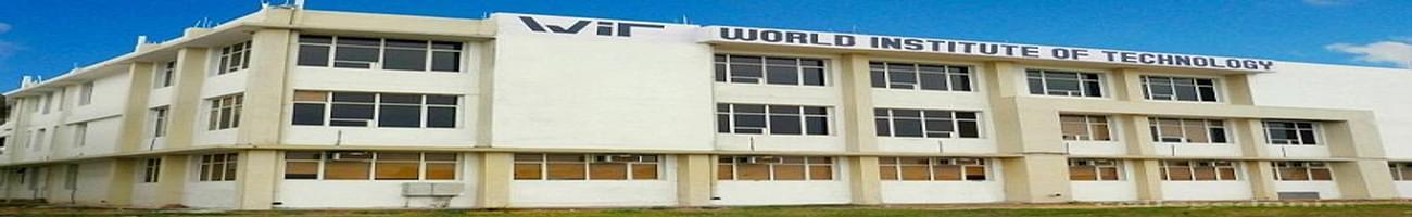 World Institute of Technology - [WIT], Gurgaon