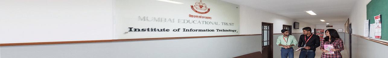 MET Institute of Information Technology - [MET IIT], Mumbai - Course & Fees Details
