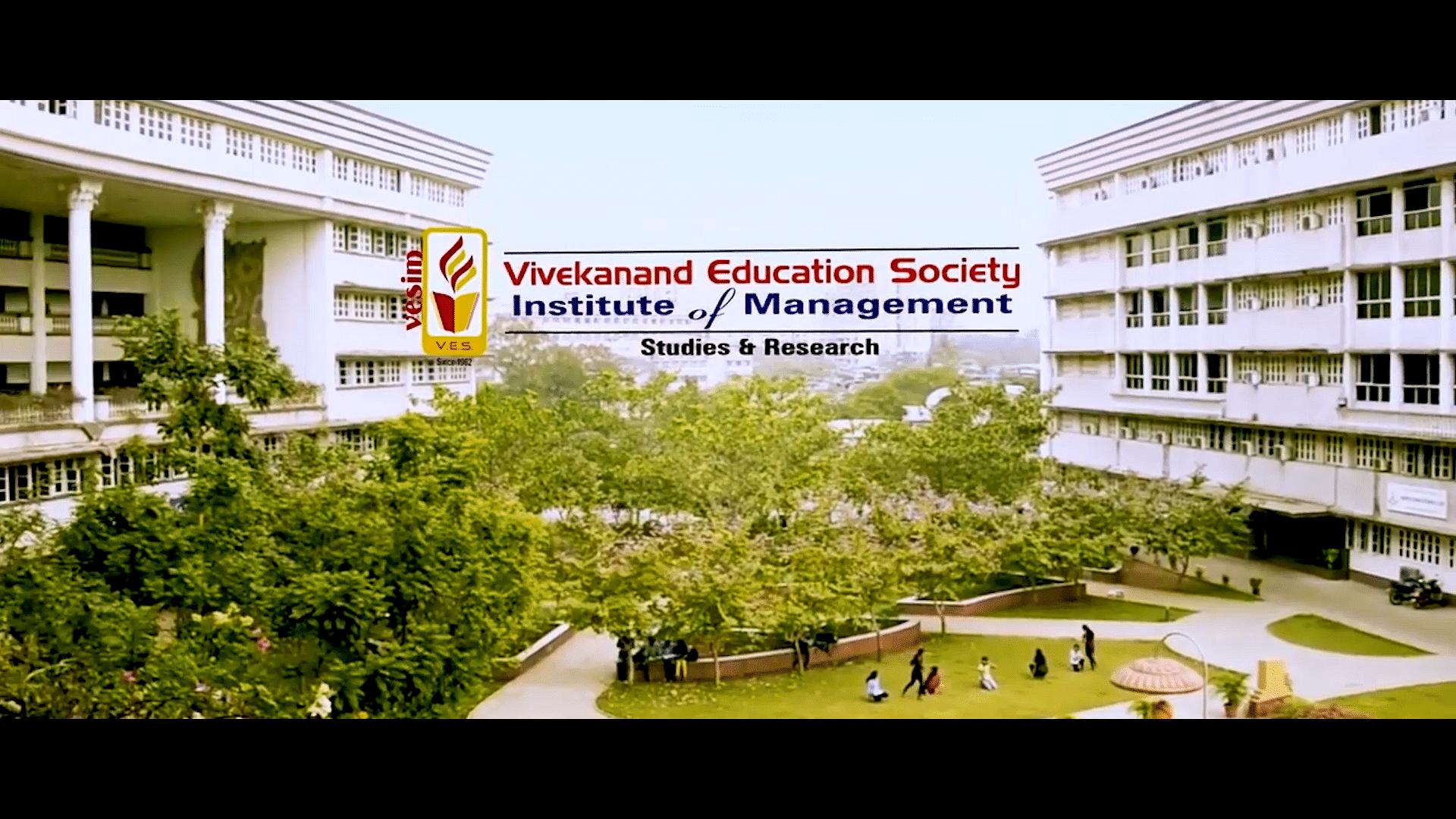 VES Institute of Management Studies and Research - [VESIM]