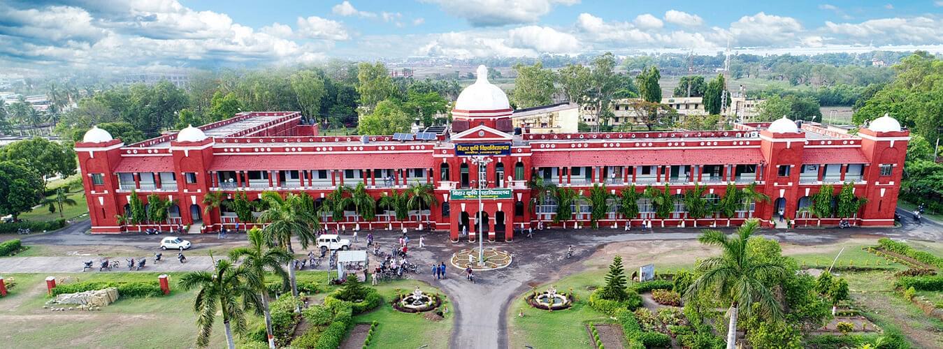 Bihar Agricultural University - [BAU] Sabour