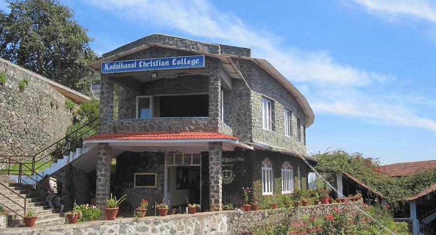 Kodaikanal Christian College - [KCC]