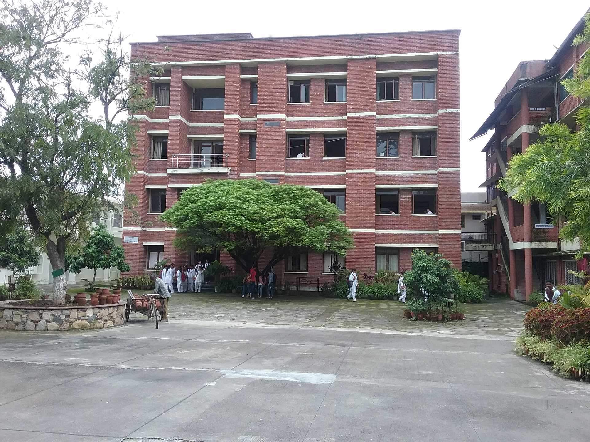 Sardar Bhagwan Singh University - [SBS]