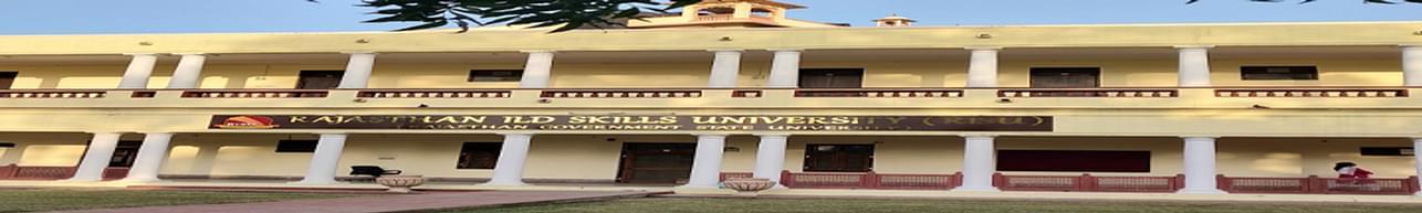 Rajasthan ILD Skills University - [RISU], Jaipur