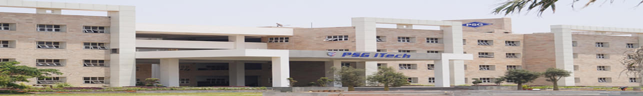 PSG Institute of Technology and Applied Research - [PSG iTech], Coimbatore