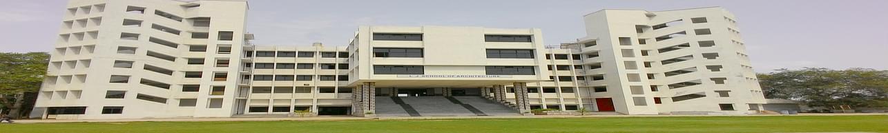 L.J. School of Architecture - [LJSA], Ahmedabad