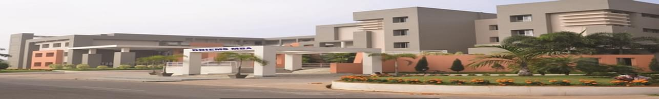Dhaneswar Rath Institute of Engineering and Management Studies- [DRIEMS], Cuttack