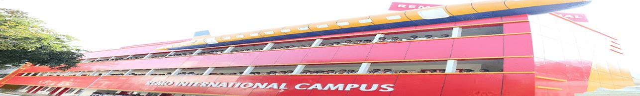 Remo International College, Chennai - Reviews