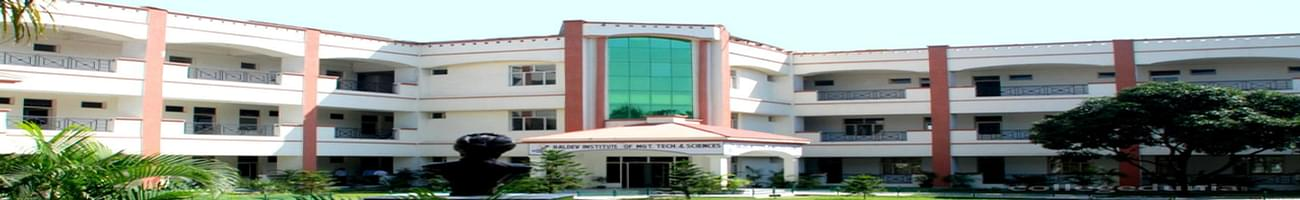 Baldev Institute of Management Technology and Sciences - [BIMTAS], Jammu