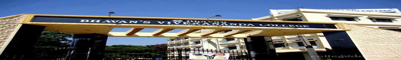 Bhavan's Vivekananda College of Science Humanities and Commerce, Secunderabad