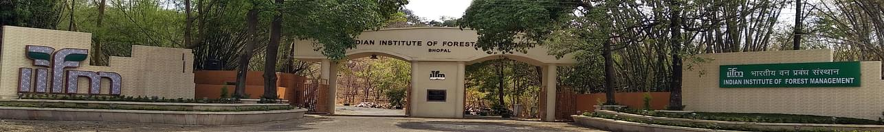 Indian Institute of Forest Management - [IIFM], Bhopal - Course & Fees Details