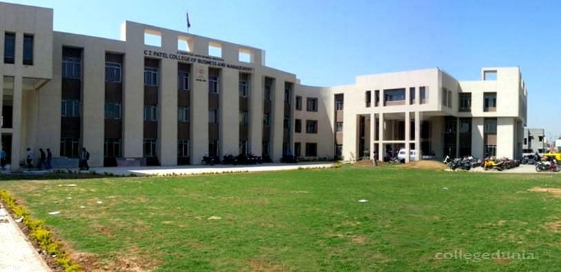 CZ Patel College of Business and Management