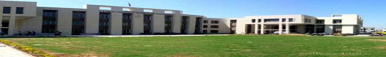 CZ Patel College of Business and Management, Vallabh Vidyanagar