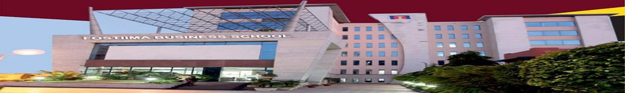 Fostiima Business School, New Delhi