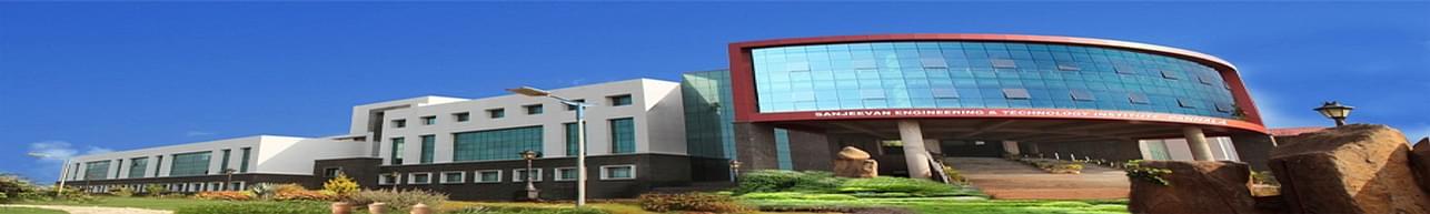 Sanjeevan Engineering and Technology Institute - [SETI] Panhala, Kolhapur