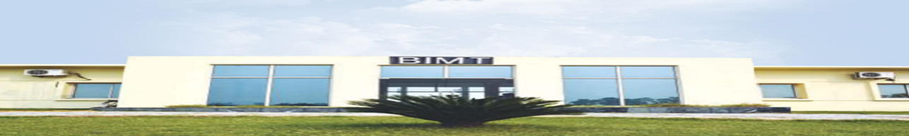 Brij Mohan Institute of Management and Technology - [BIMT], Gurgaon - Course & Fees Details