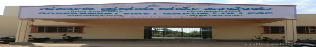 Government First Grade College, Chikmagalur