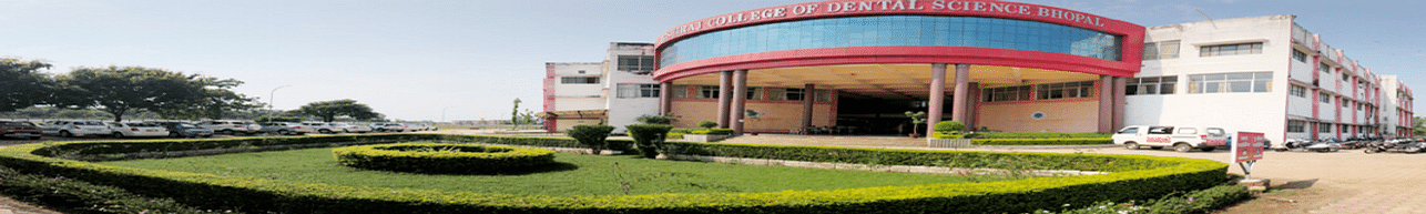 Rishiraj College of Dental Sciences and Research Centre - [RCDS], Bhopal - Course & Fees Details